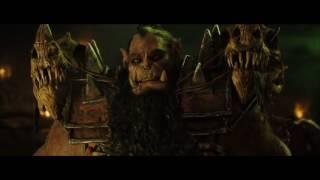 Warcraft Movie Orcs Discuss Fel Орки обсуждают Скверну