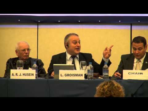 UN Meeting of Civil Society in Support of Israeli-Palestinian Peace - Discussion
