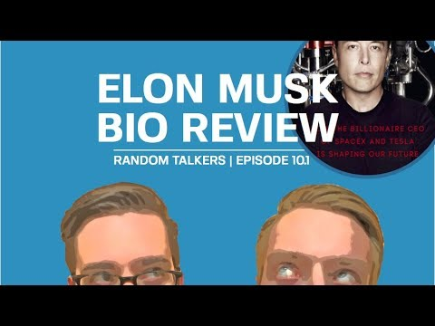 We Review The Elon Musk Biography - YouTube