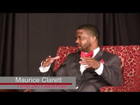 Maurice Clarett returns to The Ohio State University for a Conversation