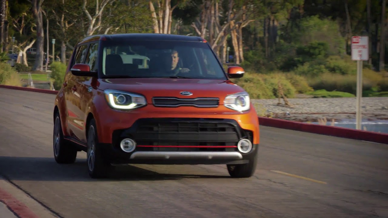 2018 kia soul turbo. Beautiful Kia 2018 Kia Soul Turbo Driving Video And Kia Soul Turbo