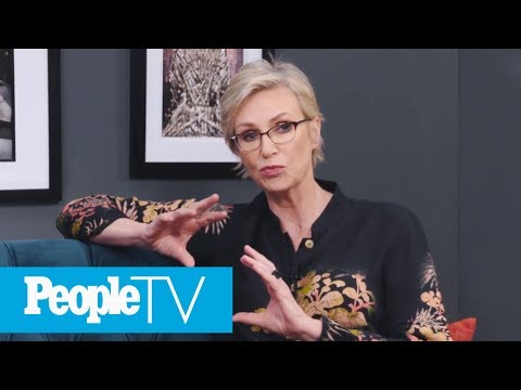 Jane Lynch Shares The Advice Harrison Ford Gave Her On The Set Of 'The Fugitive'  PeopleTV