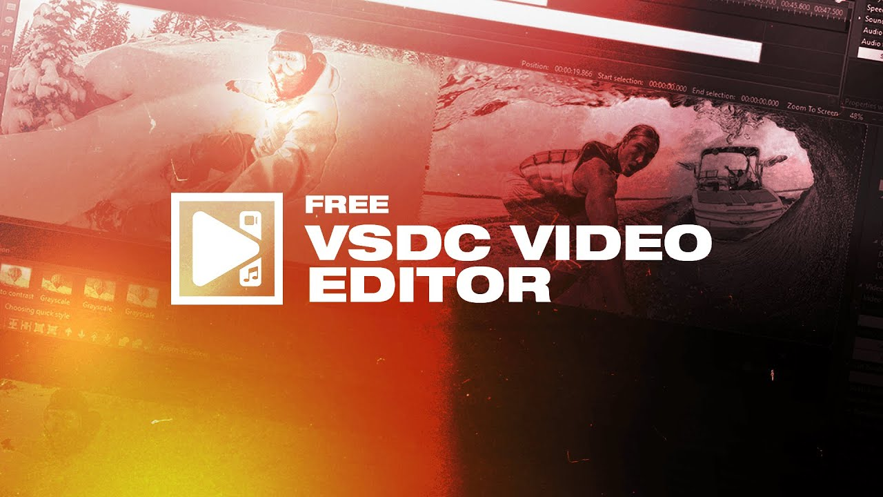 VSDC FREE Video Editor: Beginner Editing Guide & Tutorial!