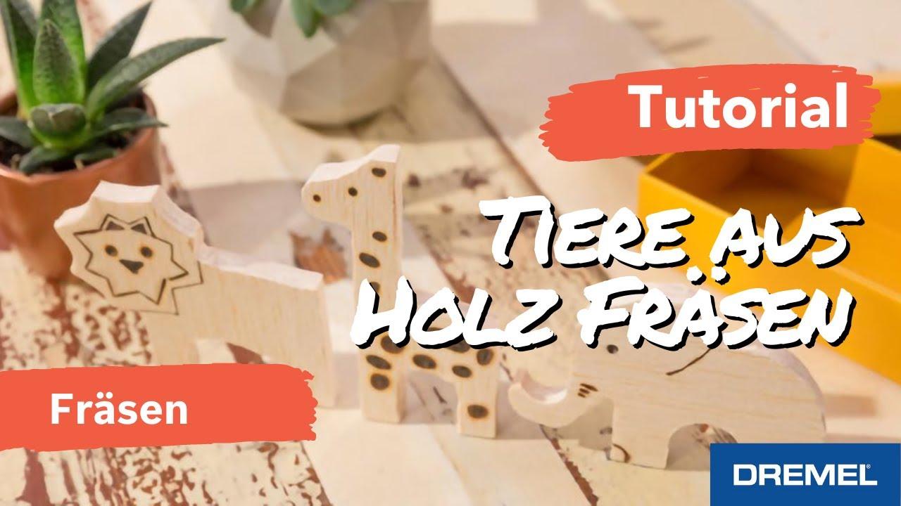 Holzspielzeug Fuer Kinder Selber Machen Einfaches Dremel Anfänger