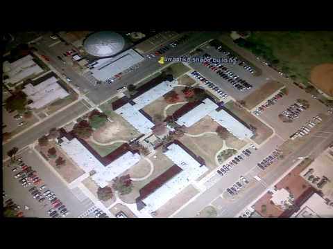 amazing things on google earth