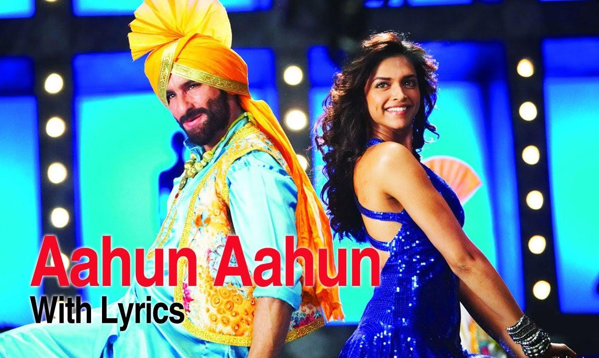 Download Aahun Aahun (Lyrical Full Song) | Love Aaj Kal | Saif Ali Khan & Deepika Padukone