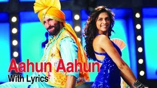 Aahun Aahun (Lyrical Full Song) | Love Aaj Kal | Saif Ali Khan & Deepika Pa …