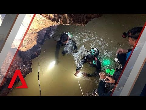 Thai cave rescue: How to get 12 Thai boys and their coach out of Tham Luang cave safely?