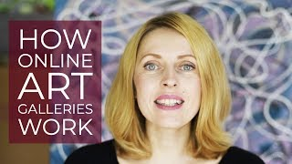 Online art galleries: different models and how they work | Art Goda