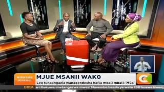 Mjue Msanii wako: MC Mogaka na Abel the MC