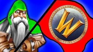 WoW в Warcraft 3