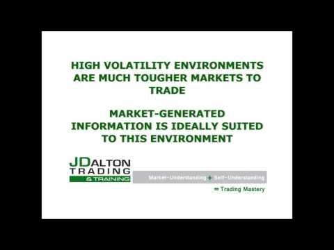 J Dalton Trading - Trading in High Volatility