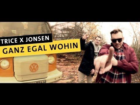 Trice x Jonsen - Ganz egal wohin (OFFICAL VIDEO) von YouTube · Dauer:  4 Minuten 9 Sekunden