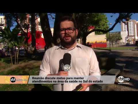 Em Criciúma, atendimentos são mantidos na área da saúde