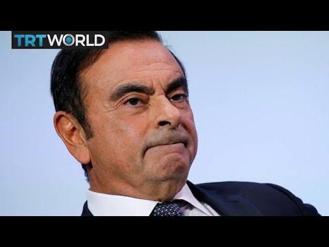 Nissan chairman Carlos Ghosn arrested | Money Talks