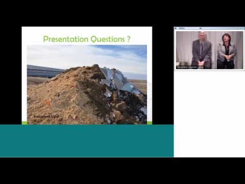 Results of Nebraska's Recycling Study | Mark DeKraai and Carrie Hakenkamp | December 2015