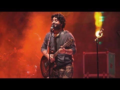 Arijit Singh  Dua song Live