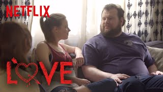 Love | Behind the Scenes: Mitch Lives on the Studio Lot | Netflix
