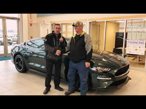 New Owner of the  Mustang Bullitt
