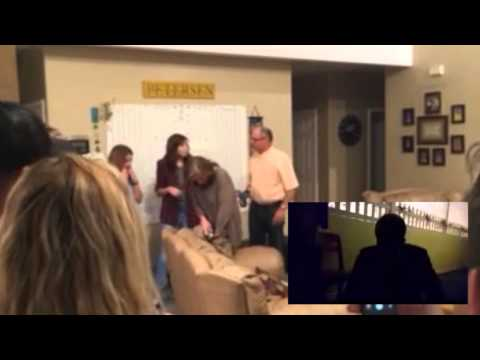 LDS (Mormon)    Missionary Surprise Homecoming