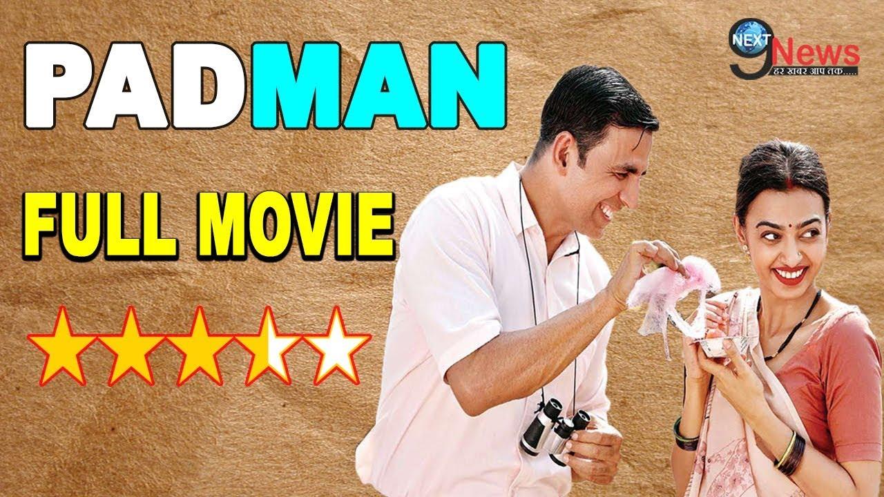 bollywood padman full movie youtube