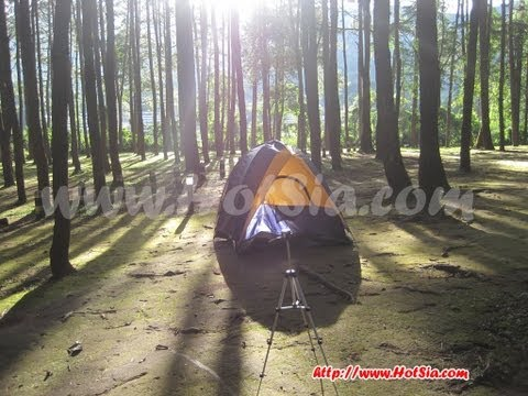 จุดกางเต้นท์อินทนนท์(camping doi intanon)