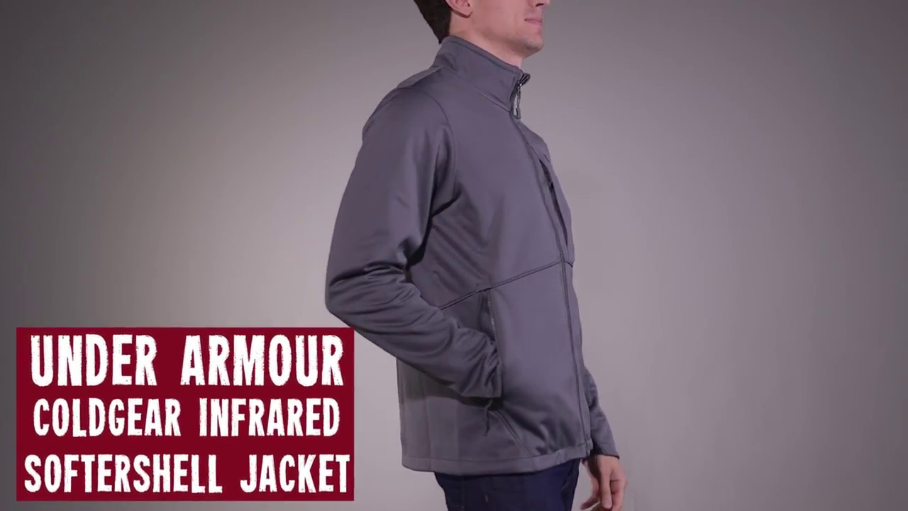 Under Armour Men S Coldgear Infrared Soft Shell Jacket 2017 Review