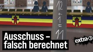 Realer Irrsinn: Zu viele Ratsmitglieder in Delmenhorst