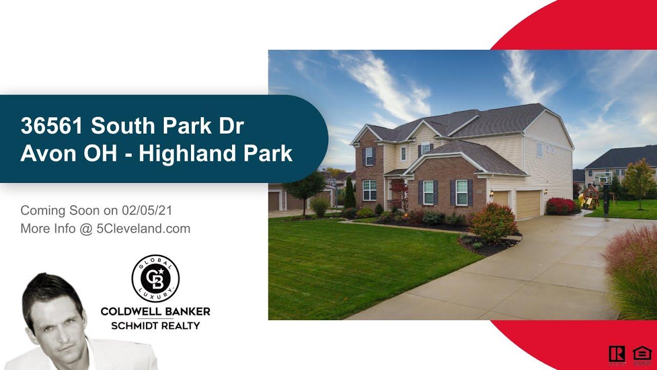 36561 S Park Dr Avon OH Highland Park Coming Soon
