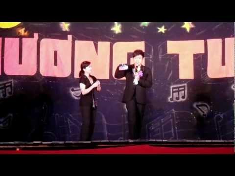 """2011 12-16 """"Quang Le"""" Concert Phan Thiet, Vietnam"""