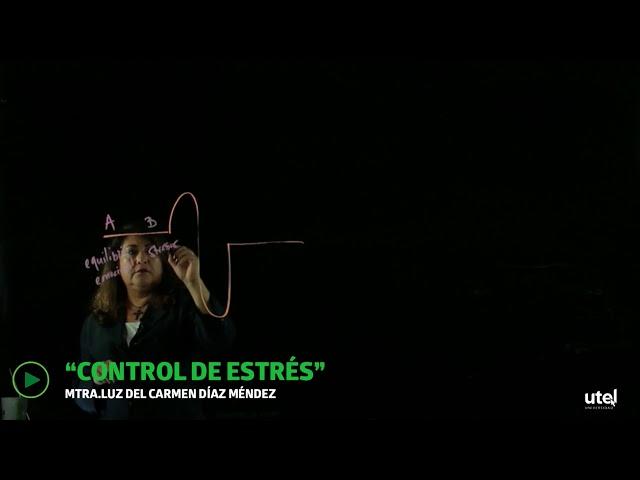 Control del estrés | UTEL Universidad
