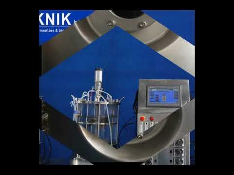 Industrial Bioreactors Fermenters CGMP For Cell Culture Manufacturer