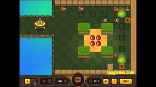 Space Bugs on Teagames.com - Online Free Flash Games Trailer (Long)