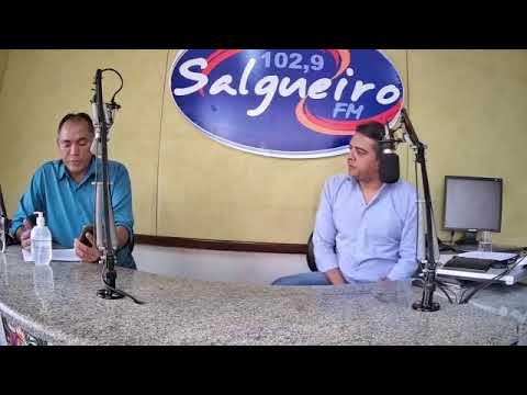 Entrevista deputado Fernando Rodolfo ao Programa Política em Foco, da Rádio Salgueiro