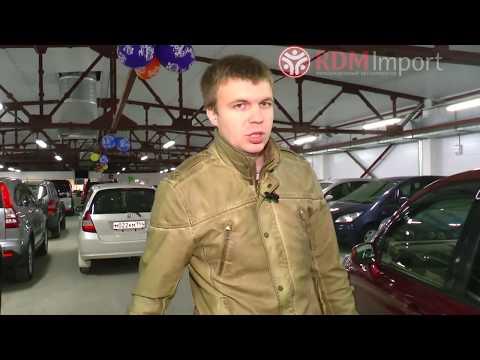 Nissan Tiida 2009 год 1.5 литра бензин от РДМ Импорт