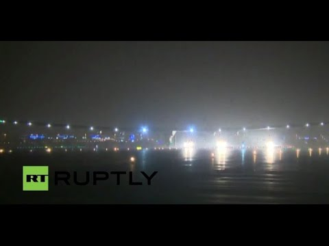 LIVE: Solar Impulse 2 takes off for first round-the-world solar flight