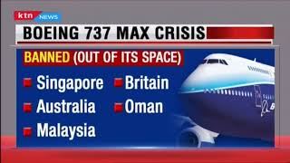 List of countries that have grounded 737 Max