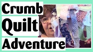 Crumb Quilting Adventure - How to Start Piecing the Blocks | Ep. 1