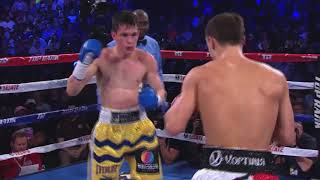 Gradovich vs  Velez  HBO Boxing After Dark Highlights