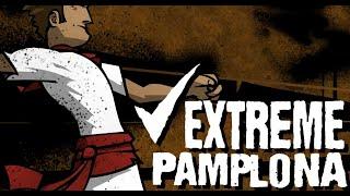 Corremos en San Fermín en Extreme Pamplona || Extreme Pamplona Gameplay en Español