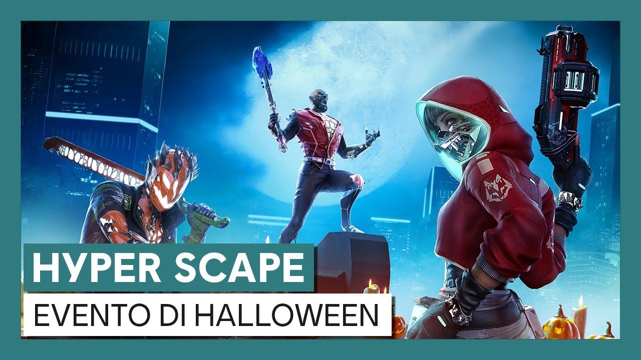 Hyper Scape - Evento di Halloween