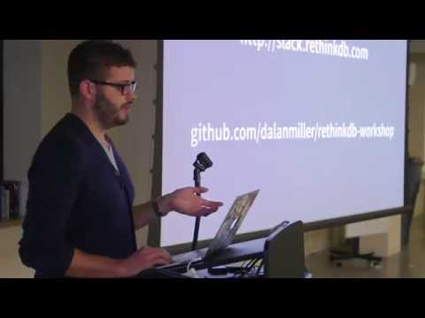 Daniel Alan Miller - Why all the realtime?