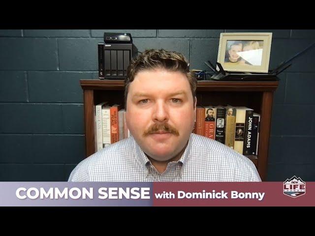 Common Sense with Dominick Bonny - Insurrection