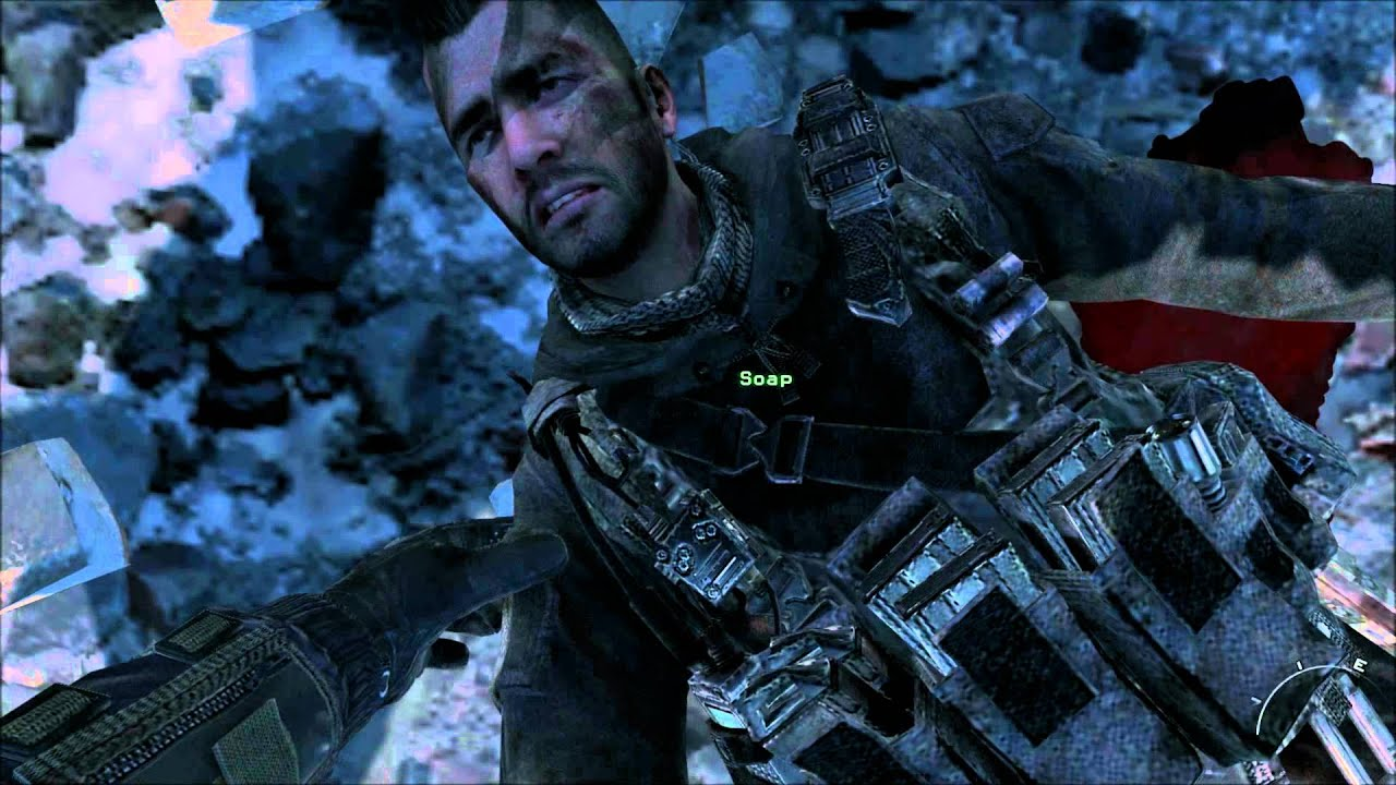 Modern Warfare 2 Hd Wallpaper Call Of Duty Mw3 Soap S Death Hd Youtube