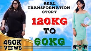 120kg - 60kg | Weight loss transformation | Weight loss Motivation | 2018