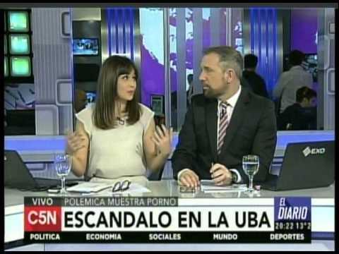 C5N - SOCIEDAD: ESCANDALO EN LA UBA