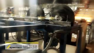 видео линия для производства стеклопластиковой арматуры