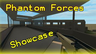 Roblox Phantom Forces: BFG 50 Show Case - Meilleure configuration de classe - Intouchable