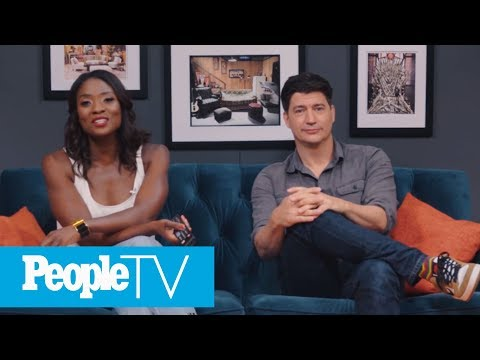 Ken Marino Reminisces On His 'Veronica Mars' Character's Feud | PeopleTV
