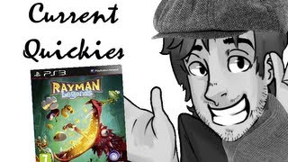 Rayman Legends (PS3 Review) - Current Quickies